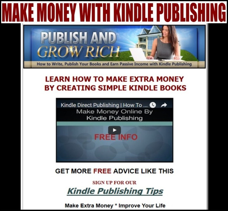 free-make-money-with-kindle-tips